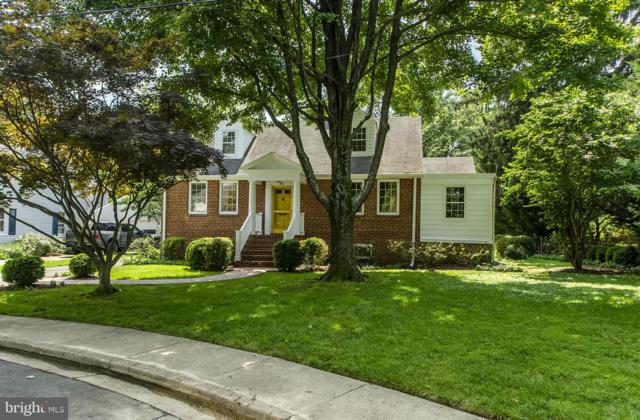 411 Midvale Street, FALLS CHURCH, VA 22046 (#VAFA100016) :: TVRG Homes