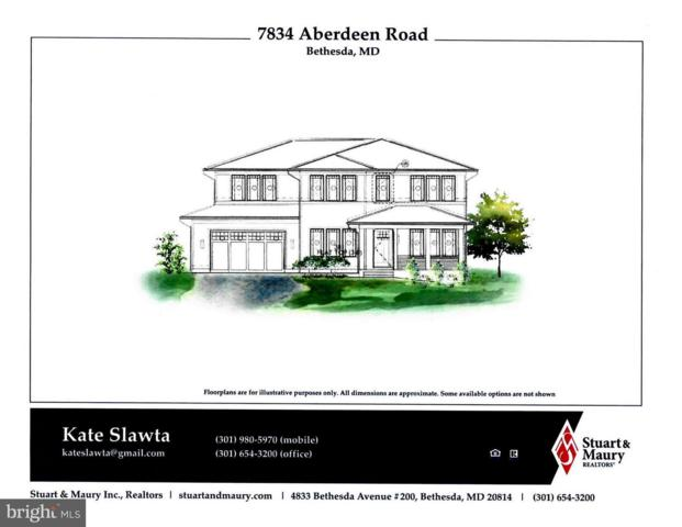 7834 Aberdeen Road, BETHESDA, MD 20814 (#MDMC101008) :: The Withrow Group at Long & Foster