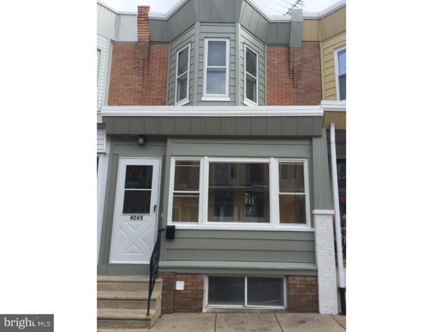 4265 Salmon Street, PHILADELPHIA, PA 19137 (#PAPH101894) :: The John Collins Team