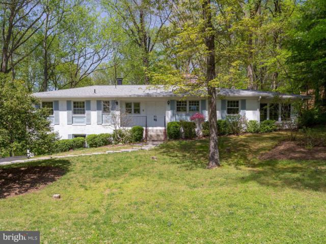 7828 Langley Ridge Road, MCLEAN, VA 22102 (#VAFX101250) :: The Belt Team