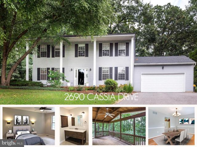 2690 Cassia Drive, EDGEWATER, MD 21037 (#MDAA100624) :: Great Falls Great Homes