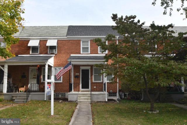 3463 Mcshane Way, BALTIMORE, MD 21222 (#MDBC100862) :: Great Falls Great Homes