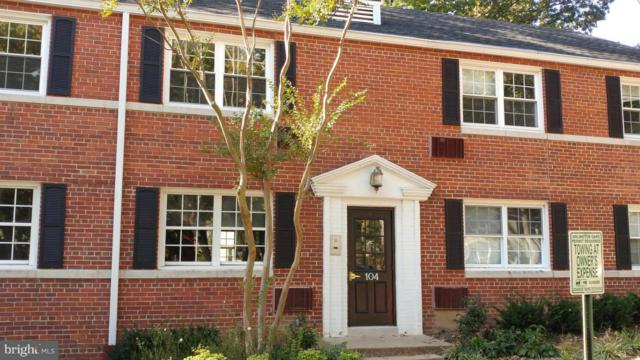 104 Trenton Street 104-2, ARLINGTON, VA 22203 (#VAAR100228) :: Keller Williams Pat Hiban Real Estate Group