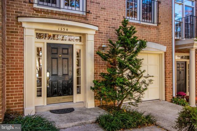 1334 Sundial Drive, RESTON, VA 20194 (#VAFX101320) :: Keller Williams Pat Hiban Real Estate Group