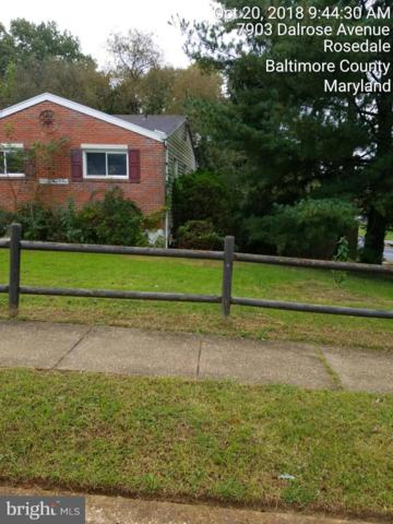 7901 Riverdale Avenue, BALTIMORE, MD 21237 (#MDBC100898) :: The Gus Anthony Team