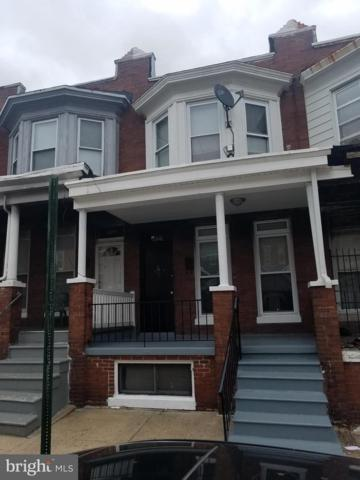 1721 N Smallwood Street, BALTIMORE, MD 21216 (#MDBA100820) :: ExecuHome Realty
