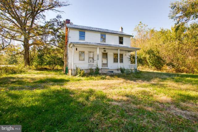 15854 Saint Anthony Road, THURMONT, MD 21788 (#MDFR100314) :: RE/MAX Plus