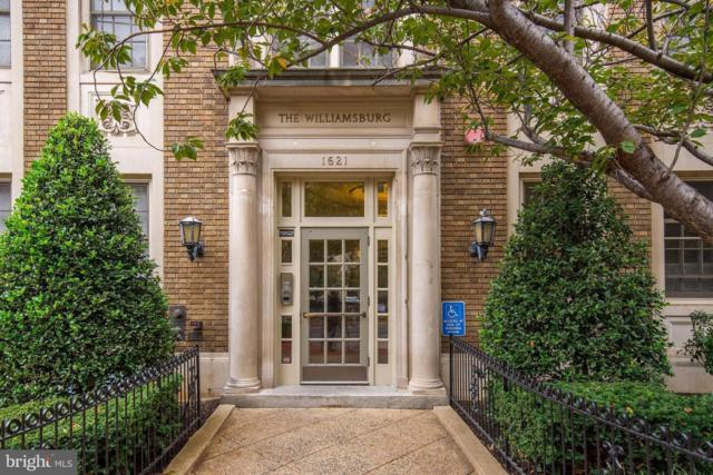 1621 T Street NW #105, WASHINGTON, DC 20009 (#DCDC101126) :: Lucido Agency of Keller Williams