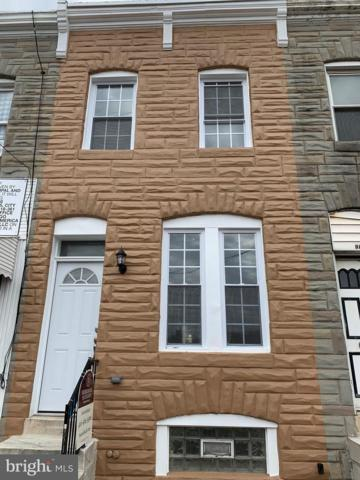 120 S Haven Street, BALTIMORE, MD 21224 (#MDBA100914) :: The Gus Anthony Team