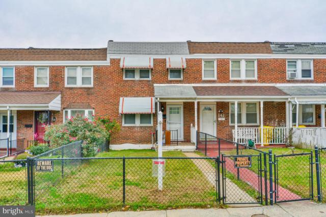 144 W Edgevale Road, BALTIMORE, MD 21225 (#MDAA100740) :: The Gus Anthony Team