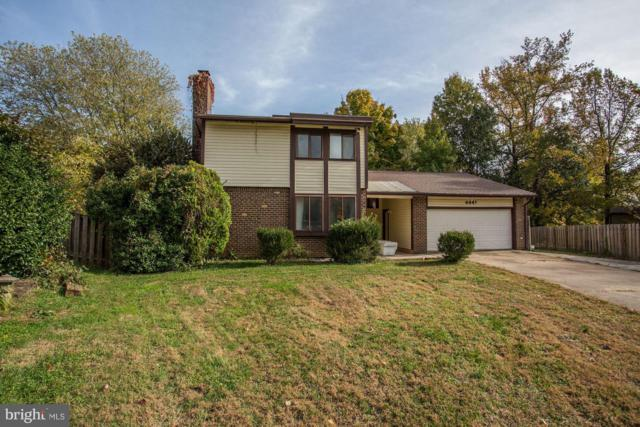 4441 Flintstone Road, ALEXANDRIA, VA 22306 (#VAFX101556) :: The Miller Team