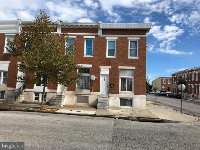 501 N Curley Street, BALTIMORE, MD 21205 (#MDBA101006) :: ExecuHome Realty
