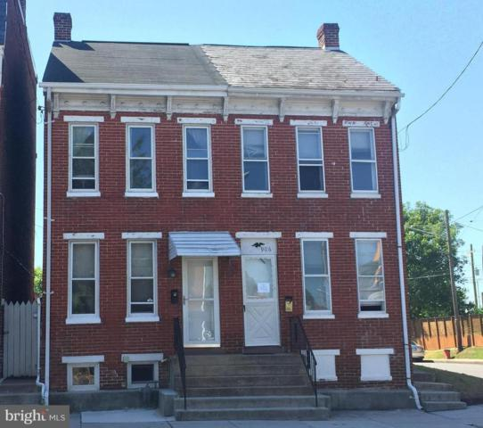 908 E Market Street, YORK, PA 17403 (#PAYK100566) :: Benchmark Real Estate Team of KW Keystone Realty