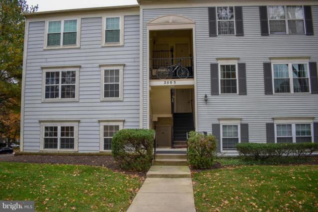 2505 Mc Veary Court 11D, SILVER SPRING, MD 20906 (#MDMC101384) :: Gail Nyman Group