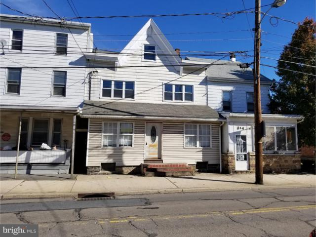 316 Dock Street, SCHUYLKILL HAVEN, PA 17972 (#PASK102546) :: Ramus Realty Group