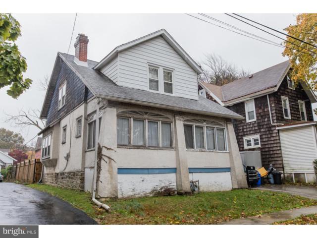 229 Melrose Avenue, EAST LANSDOWNE, PA 19050 (#PADE101312) :: McKee Kubasko Group
