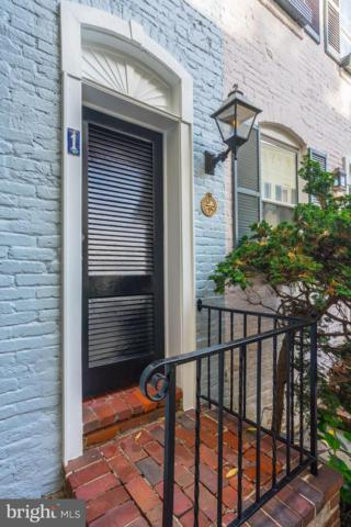 1 Pomander Walk NW, WASHINGTON, DC 20007 (#DCDC101444) :: The Miller Team