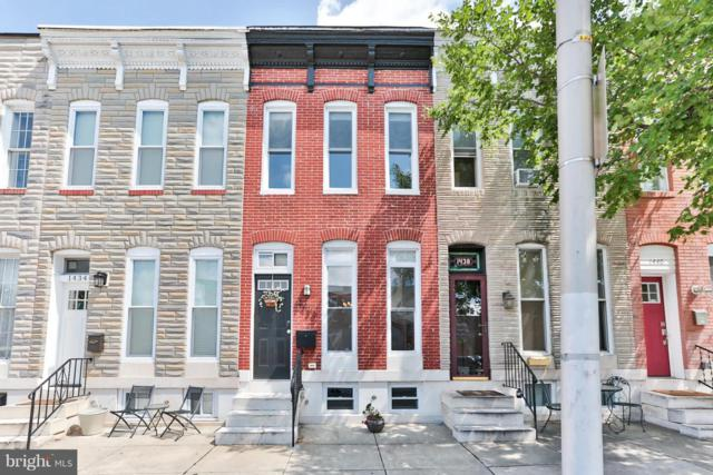 1436 E Fort Avenue, BALTIMORE, MD 21230 (#MDBA101168) :: The Gus Anthony Team