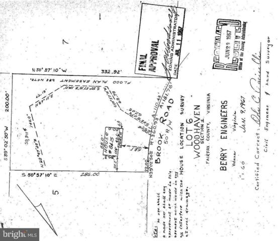 8415 Brook Road, MCLEAN, VA 22102 (#VAFX102066) :: The Gus Anthony Team