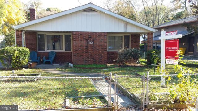 1151 Saint Catherine Drive, ANNAPOLIS, MD 21409 (#MDAA100930) :: Coldwell Banker Chesapeake Real Estate Company