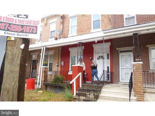 895 N 48TH Street, PHILADELPHIA, PA 19139 (#PAPH102666) :: The John Collins Team