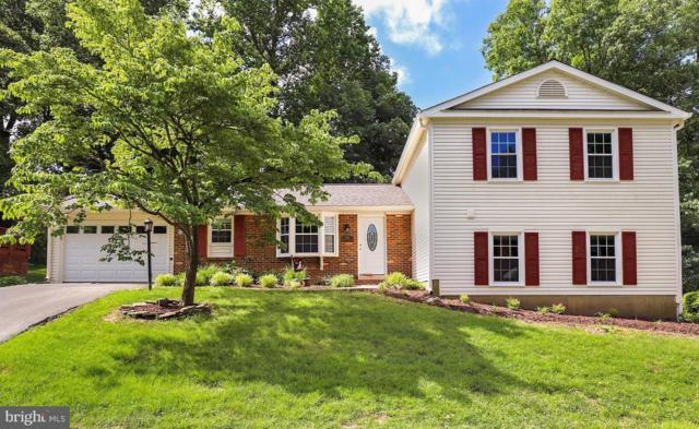 6017 Lincolnwood Court, BURKE, VA 22015 (#VAFX102102) :: Wes Peters Group Of Keller Williams Realty Centre
