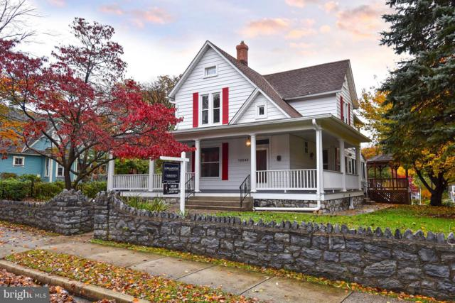 10543 Saint Paul Street, KENSINGTON, MD 20895 (#MDMC101546) :: Advance Realty Bel Air, Inc