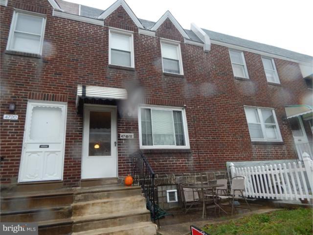 4718 Ashville Street, PHILADELPHIA, PA 19136 (#PAPH102758) :: The John Collins Team