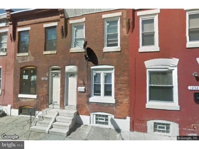1250 N Newkirk Street, PHILADELPHIA, PA 19121 (#PAPH102792) :: The John Collins Team