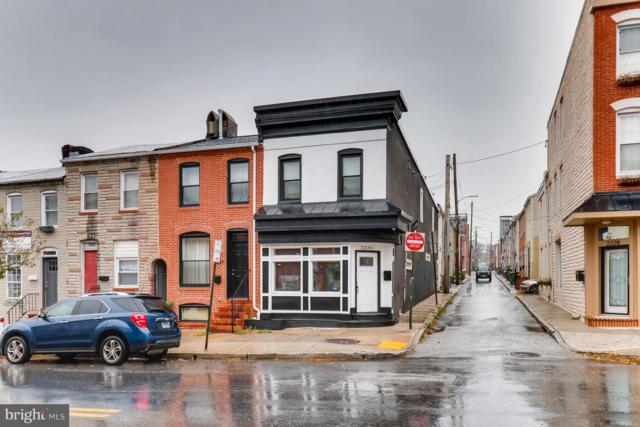 2226 Eastern Avenue, BALTIMORE, MD 21231 (#MDBA101344) :: The Miller Team