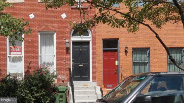 1314 W Lombard Street, BALTIMORE, MD 21223 (#MDBA101352) :: ExecuHome Realty