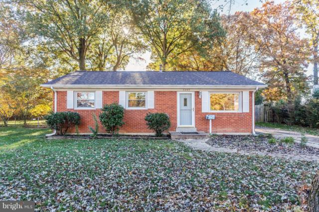 3205 Beaumont Road, WOODBRIDGE, VA 22193 (#VAPW100842) :: The Riffle Group of Keller Williams Select Realtors