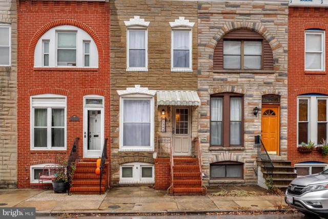 1364 Andre Street, BALTIMORE, MD 21230 (#MDBA101358) :: The Gus Anthony Team