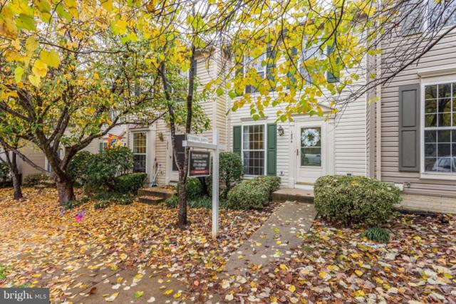 1834 Tiger Lily Circle, WOODBRIDGE, VA 22192 (#VAPW100844) :: The Withrow Group at Long & Foster