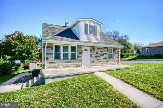 203 Prince Street, HARRISBURG, PA 17109 (#PADA101582) :: Benchmark Real Estate Team of KW Keystone Realty