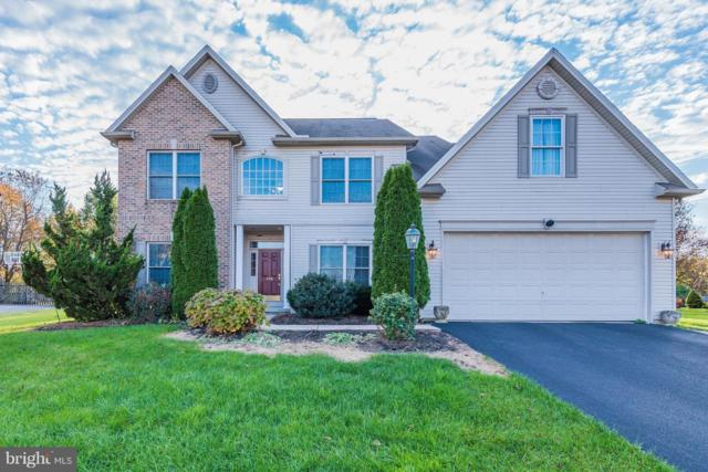 498 Barbara Drive, MECHANICSBURG, PA 17050 (#PACB100444) :: The Heather Neidlinger Team With Berkshire Hathaway HomeServices Homesale Realty