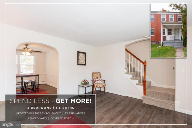1224 Sherwood Avenue, BALTIMORE, MD 21239 (#MDBA101384) :: The Putnam Group
