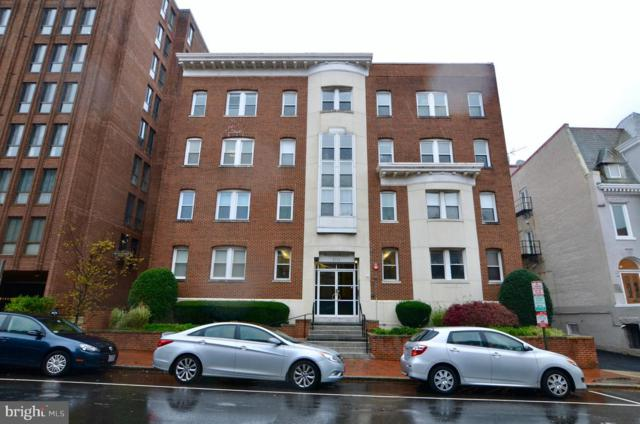 2114 N Street NW #2, WASHINGTON, DC 20037 (#DCDC101734) :: Charis Realty Group