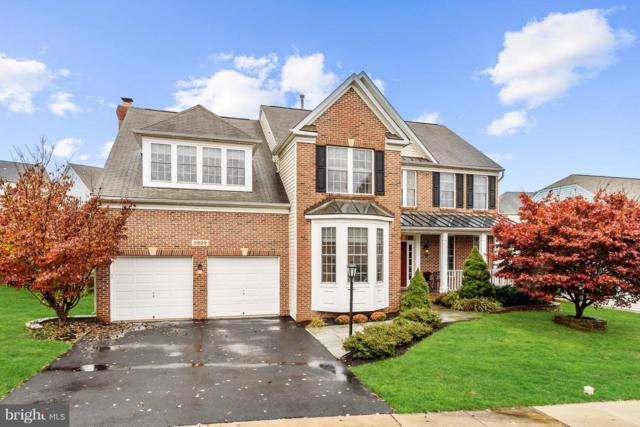3809 Shetland Court, FREDERICK, MD 21704 (#MDFR100494) :: RE/MAX Plus