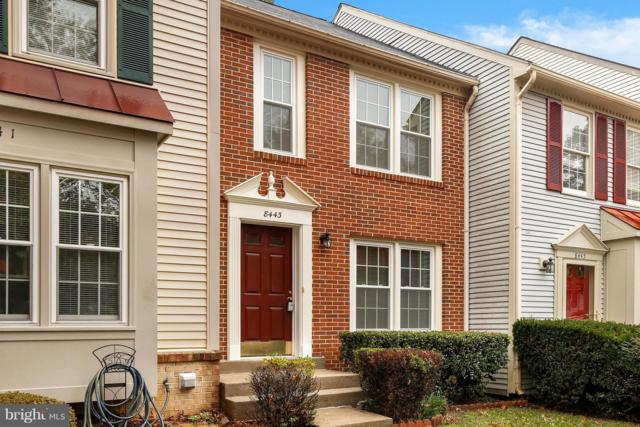 8443 Canyon Oak Drive, SPRINGFIELD, VA 22153 (#VAFX102480) :: RE/MAX Cornerstone Realty