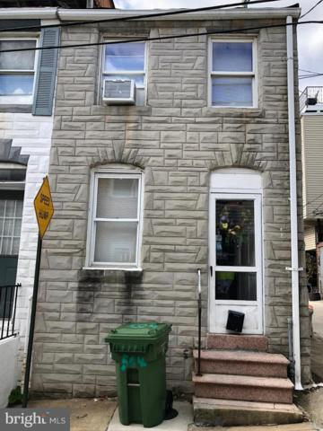 504 S Madeira Street, BALTIMORE, MD 21231 (#MDBA101420) :: The Sebeck Team of RE/MAX Preferred