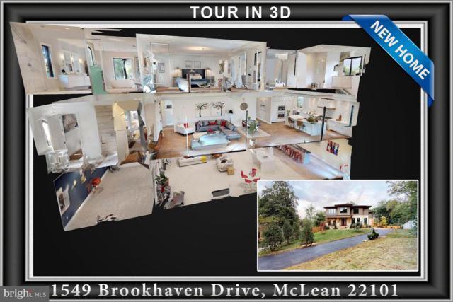 1549 Brookhaven Drive, MCLEAN, VA 22101 (#VAFX102554) :: The Gus Anthony Team