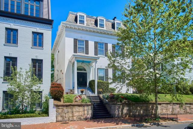 3241 N Street NW #3, WASHINGTON, DC 20007 (#DCDC101822) :: Charis Realty Group