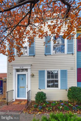519 S Royal Street, ALEXANDRIA, VA 22314 (#VAAX100484) :: SURE Sales Group