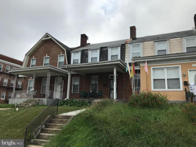3403 Liberty Heights Avenue, BALTIMORE, MD 21215 (#MDBA101492) :: The Gus Anthony Team