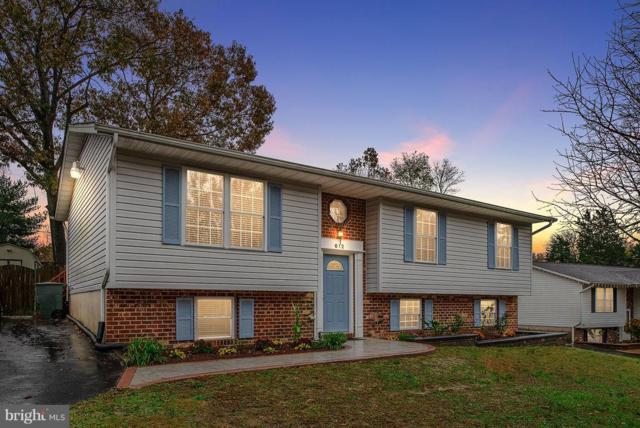 612 Grafton Street, FREDERICKSBURG, VA 22405 (#VAST100326) :: Remax Preferred | Scott Kompa Group