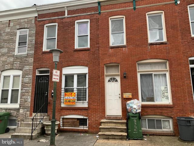 3435 Leverton Avenue, BALTIMORE, MD 21224 (#MDBA101524) :: Keller Williams Pat Hiban Real Estate Group