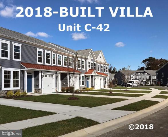 35733 Carmel Terrace C-42, REHOBOTH BEACH, DE 19971 (#DESU105504) :: Joe Wilson with Coastal Life Realty Group