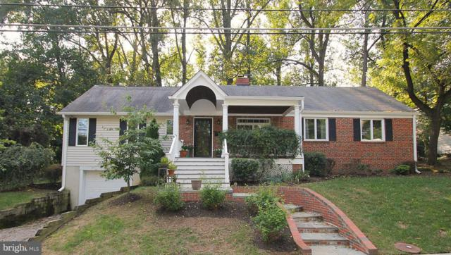 623 Laura Drive, FALLS CHURCH, VA 22046 (#VAFA100032) :: TVRG Homes