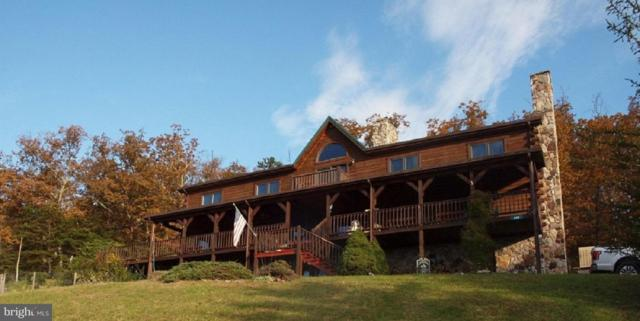 235 Canyon View Lane, CABINS, WV 26855 (#WVGT100012) :: Great Falls Great Homes